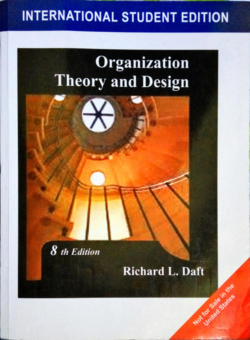 Library management organizational theory and design for Office design theory